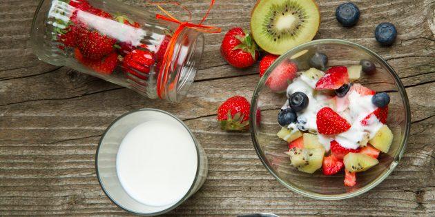 5 фруктовых салатов, которые стоит попробовать