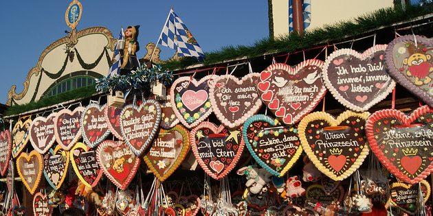 сувениры из Европы: Германия