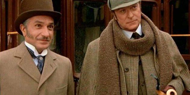 Шерлок Холмс: Майкл Кейн