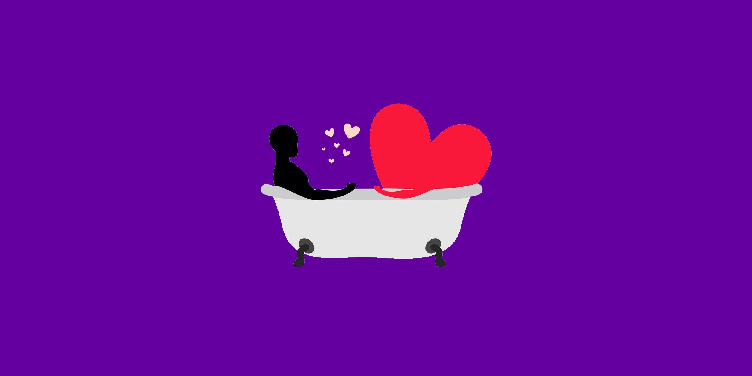 Занимать любовью