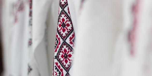 сувениры из Европы: Украина