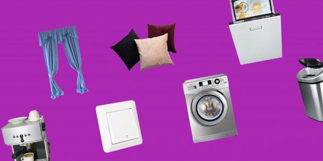 8 мест в квартире, которые стоит мыть чаще