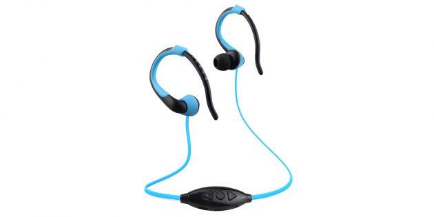 Спортивный MP3-плеер с наушниками