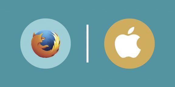Почему пользователям iPhone стоит скачать Firefox