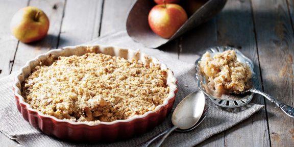 Что приготовить из яблок, кроме шарлотки