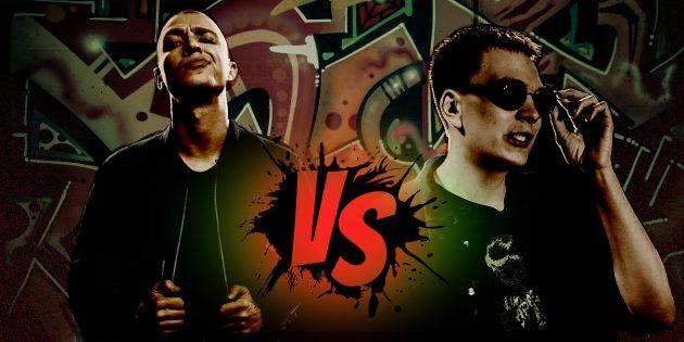 ТЕСТ: Oxxxymiron или Гнойный? Угадайте, кто победил в рэп-баттле