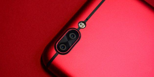 Ulefone Gemini Pro: камера