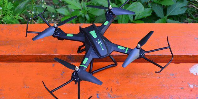 S5W Wifi FPV Drone 12