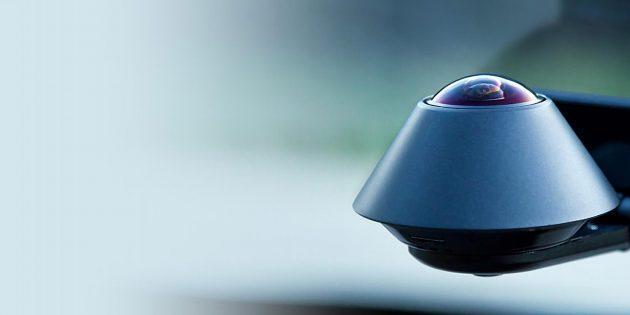 Гаджет дня: Waylens Secure360 — видеорегистратор с круговым обзором