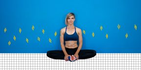 Йога вместо зарядки: утренний комплекс на 15 минут