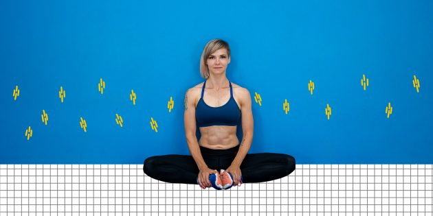 Йога вместо зарядки: утренний комплекс на 15минут