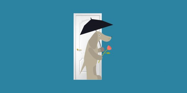 Как не забыть, что вы хотели взять зонтик или зайти в магазин