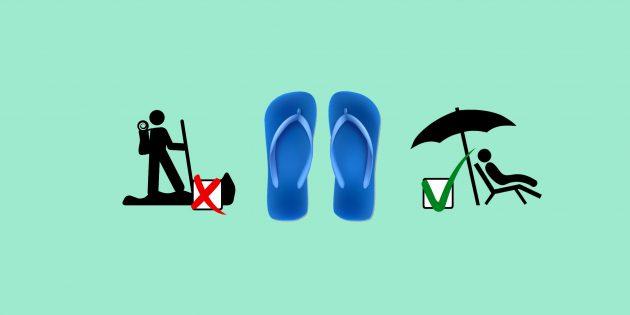 Как носить шлёпанцы так, чтобы не навредить здоровью
