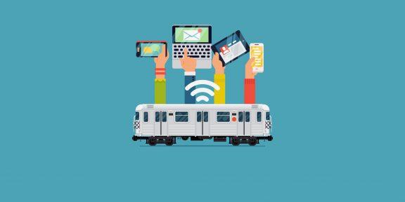Как пользоваться Wi-Fi в московском метро без навязчивой рекламы