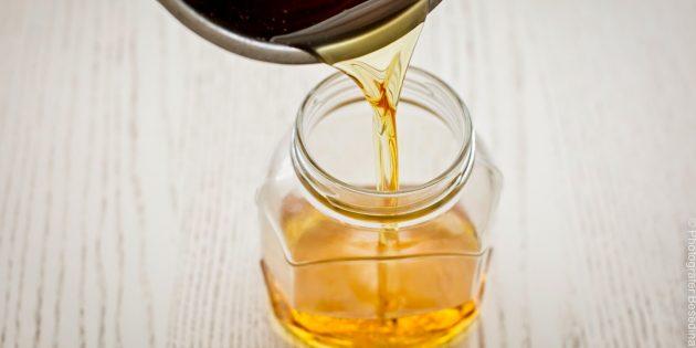 Как приготовить сахарный сироп за 30 секунд