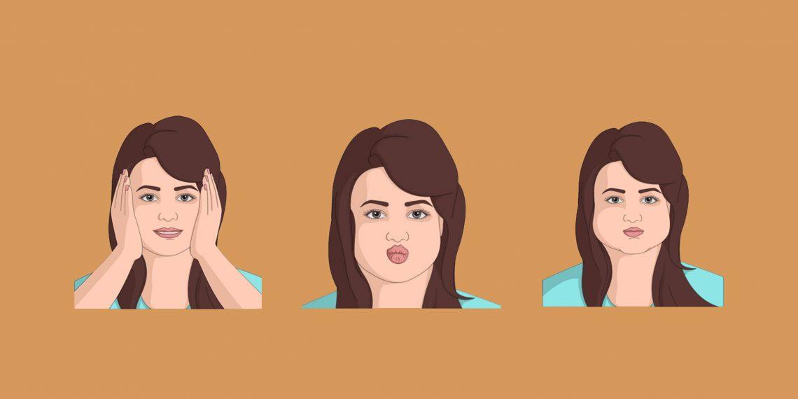 Як прибрати щоки: 5 вправ для підтягнутого обличчя
