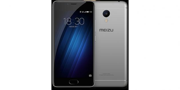 смартфоны Meizu: Meizu M3s mini