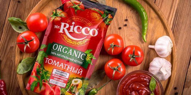 Полезные продукты: кетчуп