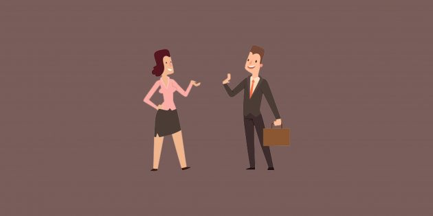 Почему полезно болтать с коллегами