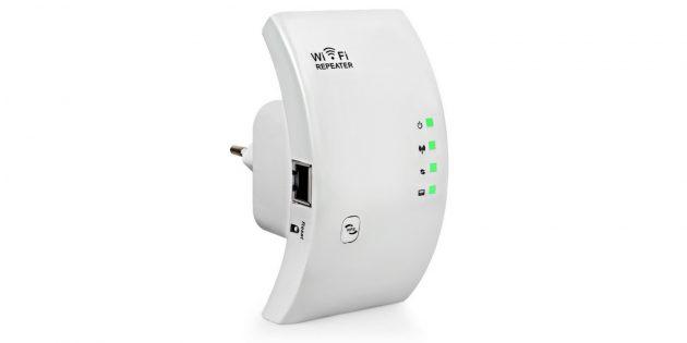 Wi-Fi repiter