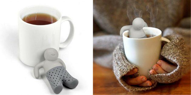 Форма для заваривания чая