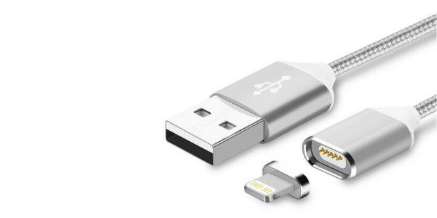 Магнитный USB-кабель