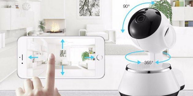 Wi-Fi-камера