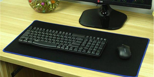 Коврик для мыши и клавиатуры