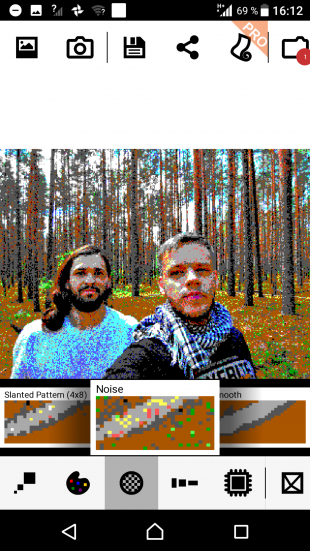 8Bit Photo Lab: редактирование фото