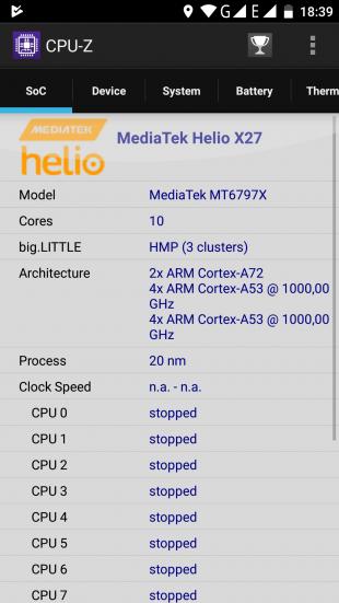 Ulefone Gemini Pro: технические характеристики