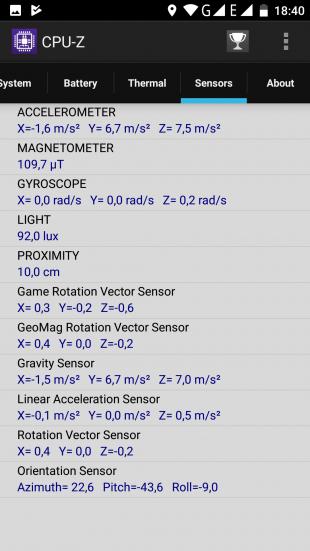 Ulefone Gemini Pro: технические характеристики 3