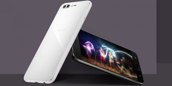 ASUS представила ZenFone 4 и флагман Zenfone 4 Pro