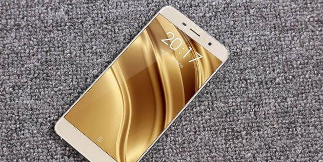 Ulefone S8 Pro: экран
