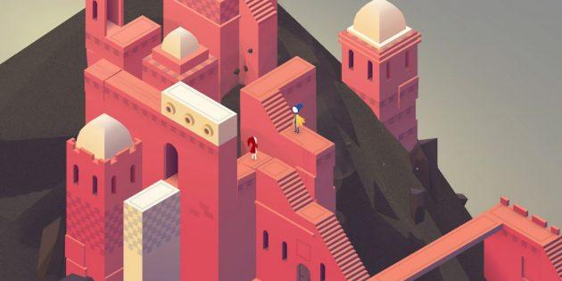 В Google Play открылась предварительная регистрация на Monument Valley 2