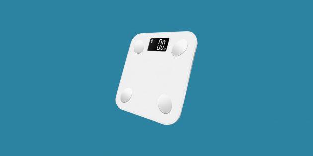 Весы MGB Body fat scale расскажут, сколько жира в вашем организме