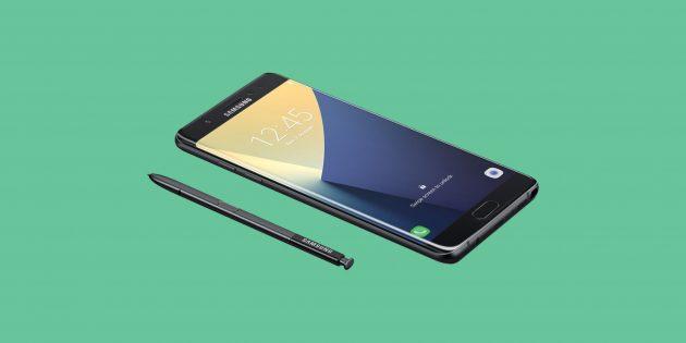 Всё, что уже известно о Samsung Galaxy Note 8