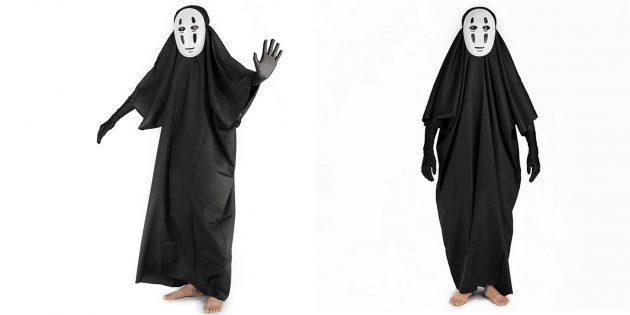 Костюмы на Хеллоуин: Безликий