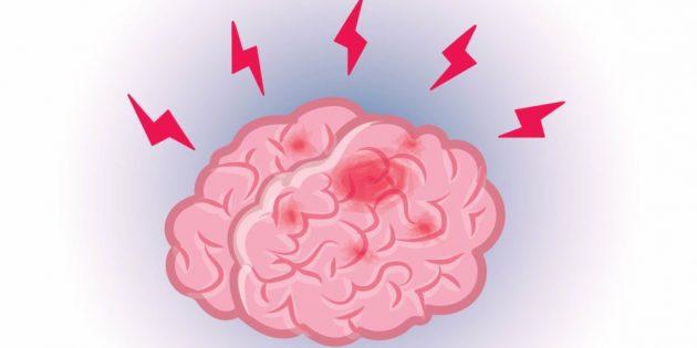 факты о мозге: боль