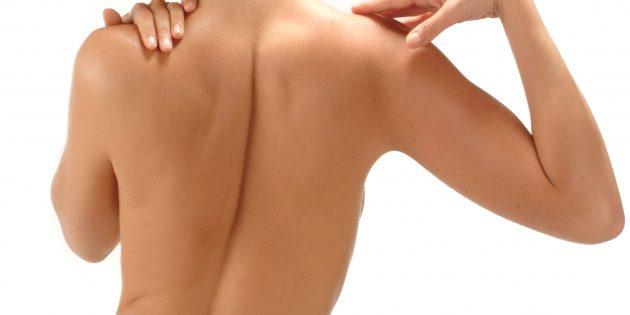 Недооценённые эрогенные зоны: спина