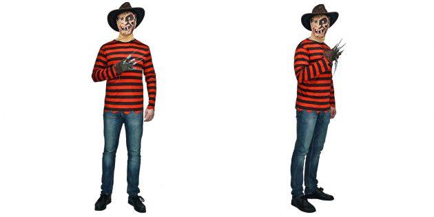 костюмы на Хеллоуин: Фредди Крюгер