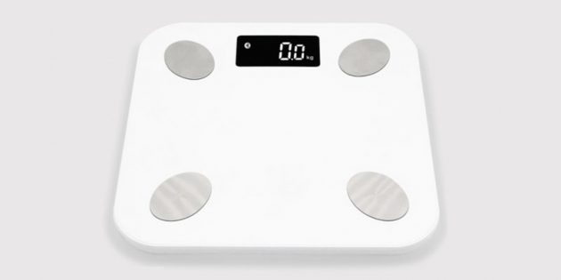 MGB Body fat scale