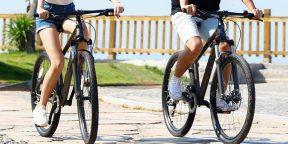 Xiaomi представила горный велосипед Mi Qicycle