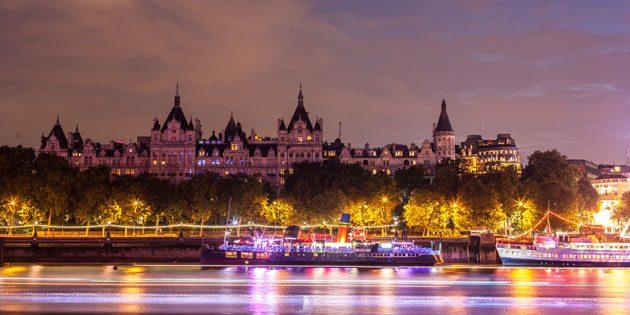 Куда поехать в сентябре: Лондон, Великобритания
