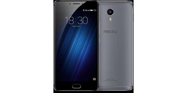 смартфоны Meizu: Meizu M3 Max