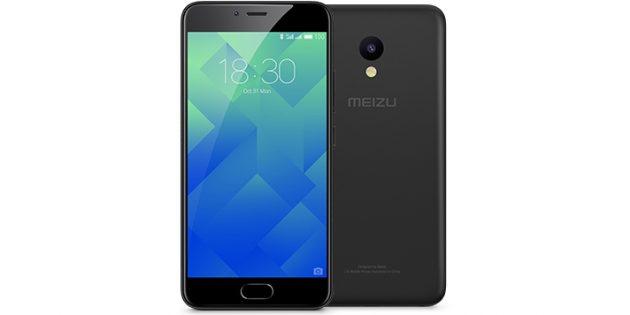 смартфоны Meizu: Meizu M5c, M5 и M5s