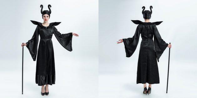 костюмы на Хеллоуин: Малефисента