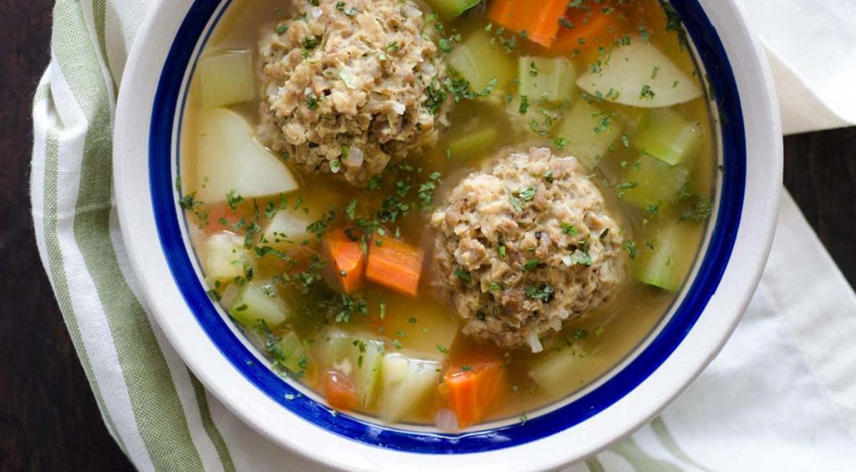 Как сделать бульон для супа