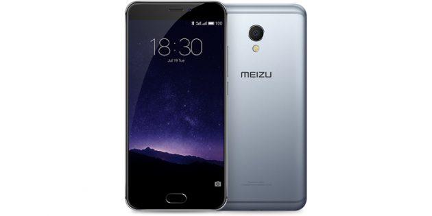 смартфоны Meizu: Meizu MX6