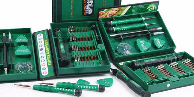 Набор инструментов для ремонта гаджетов