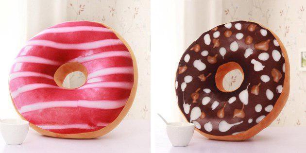 Наволочка для подушки-пончика